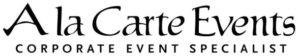 A La Carte Events